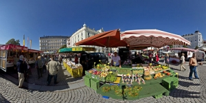 Wochenmarkt Gmunden